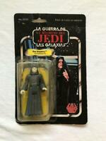 Star Wars Vintage Lili Emperor 50 Back Very Rare Mexico Emperador  LOOK!!!