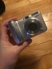 Canon Powershot A630 Camera + Bag, CD, SD Card & Unopened Manual