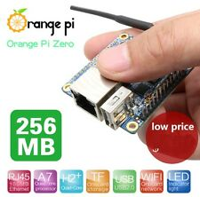 Orange Pi Zero H2 PC Compatible Android Ubuntu 256MB WiFi SBC Replace Raspberry