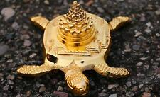 Meru Shree Yantra with Tortoise for Good Luck, Success and Prosperity For Home