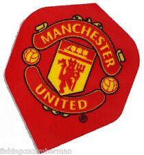 OFFICIAL MANCHESTER UNITED FOOTBALL DART FLIGHTS
