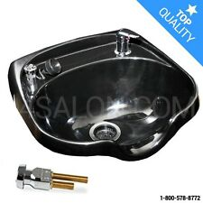 Shampoo Bowl Shampoo Sink Oval with Vacuum Breaker - Keller
