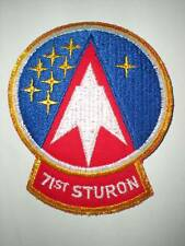 USAF 71ST STUDENT SQUADRON PATCH -COLOR