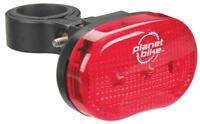 Planet Bike Blinky 3 Taillight: Red/Black