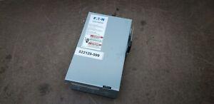 Cutler Hammer DG221NGB 30 Amp 240 Volt 2 Pole 3W New no Box