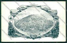 Bologna Militari Fanteria cartolina QQ9123