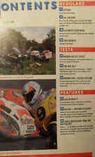 Superbike 8/89 Honda Pc800, cbr1000k, Kawasaki Zx-10, Yamaha Fj1200, Ducati 851