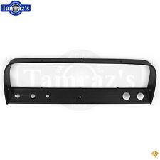 64-66 Chevy C/K Pickup Dashboard Dash Instrument Gauge Panel Frame Bezel - BLACK