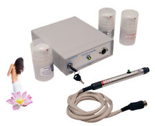 Permanent Hair Removal Device, includes Machine and Treatment Accessory Kit.