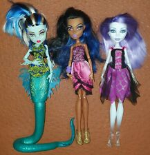 Lotto 3 Monster High