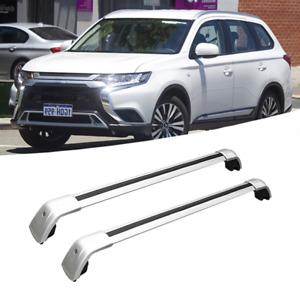 fits for Mitsubishi Outlander 2013-2020 Cross bar crossbar roof Rail Rack