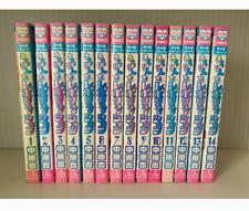 Kirarin Revolution Japanese Manga Comics Volume 1-14 Complete Set Nakahara An