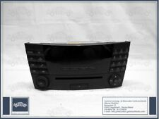 MERCEDES BENZ CLASE E W211 Original Radio CD AUTORRADIO mf2310A 2118209789