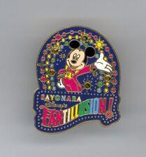 Disney Tokyo Disneyland Fantillusion Mickey Mouse Light-up Parade Farewell Pin