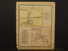 New York, Chemung County Map, 1869, Big Flats, Breesport, !Y3#57