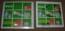 WILCO hand signed CD card SCHMILCO jeff tweedy autographed NEW