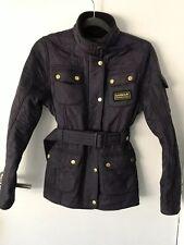 Genuine Aubergine Barbour Jacket  XL 12/13yrs Size 8 Equivilent