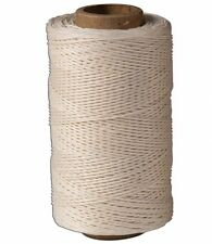 Tandy Leather Unwaxed Linen Thread 280 yards (256 m) Natural 1207-11 Free Ship