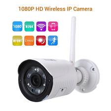 HD 1080P Wireless WIFI IP Camera Night Vision IP66 Waterproof Outdoor Security