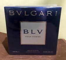 Treehousecollections: Bvlgari Bulgari BLV EDT Perfume Spray For Men 100ml