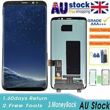 For Samsung Galaxy S8 G950 G950F LCD Display Touch Screen Digitizer Assembly #AU