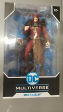 """2021 DC Multiverse 7"""" KING SHAZAM The Infected McFarlane Toys New in Packaging"""
