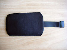 Blackberry  Pouch Leather Phone Case