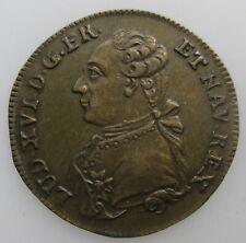 France jeton Louis XVI Rechenpfennig