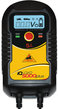 Panther iQLOAD 5000plus Batterie Ladegerät 12V+6V 2Ah-110Ah Blei AGM ZB.IQL5000