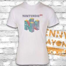 Gildan Cotton Nintendo T-Shirts for Men