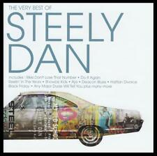 STEELY DAN (2 CD) THE VERY BEST OF ~ RIKKI DON'T LOSE +++ GREATEST HITS *NEW*