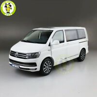 1/18 NZG VW Volkswagen Multivan T6 Diecast Metal CAR MODEL Toys Kids gift White