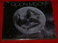 Licker's Last Leg - Goon Moon (CD Used Very Good +) Out Of Print Fast Shipping