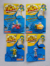 Bandai The Tick 1994 Collectible Figure Wacky Wind-ups toy lot