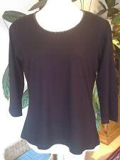 C&A Damenblusen, - tops & -shirts mit Rundhals-Ausschnitt aus Viskose