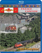 Canada's Fraser Canyon BLU-RAY 7idea BC Cisco Bridges Ashcroft Yale Thomspon Sub