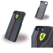 Original Ferrari Racing Carbon Hardcover Case Handytasche Für iPhone 7+8 Plus