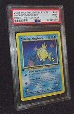 First Edition PSA 9 Neo Revelation Shining Magikarp 66/64 Pokemon Card