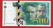 (Ref: Q.0246) 500 FRANCS PIERRE ET MARIE CURIE 1994 (NEUF)