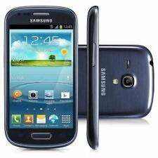 Samsung Galaxy S III Mini GT-I8190 - 8GB - Blue/White (Unlocked) Smartphone