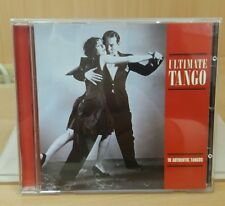 ULTIMATE TANGO VARIOUS ARTISTS 18 AUTHENTIC CLASSICS CD