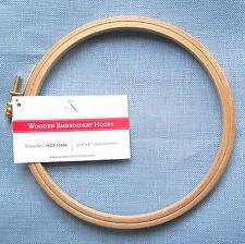 "Hardwicke Manor 6"" x 5/16"" Embroidery Hoop Birch hardwood"