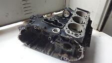 76 YAMAHA XS750 XS 750 TRIPLE YM160B ENGINE TRANSMISSION CRANKCASE CASES