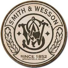 Plaque publicitaire - Smith & Wesson - Since 1852 Armes