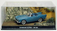 Sunbeam Alpine - Bond - Dr. No  IXO/ALTAYA 1/43 scale Model Car gj