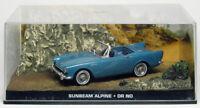 Sunbeam Alpine - Bond - Dr. No  IXO/ALTAYA 1/43 scale Model Car gj