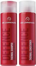 DE LORENZO THERMAL DEFENCE SHAMPOO 240 ML AND CONDITIONER 240 ML FREE SHIPPING
