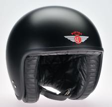 Genuine Davida Jet helmet one only size Large Matt Black