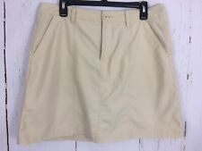 Patagonia Skort Womens Size 10 Hiking Walking Golf Skirt w/Shorts Outdoors
