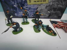 """BRITAIN, CIVIL WAR """" HOLD AT ALL COSTS """", MIB. PAINTED METAL FIGURES  # 17245."""